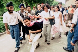Ragging in India