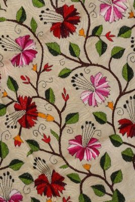 A beautiful piece of Kantha work