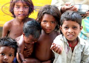 Begging In India