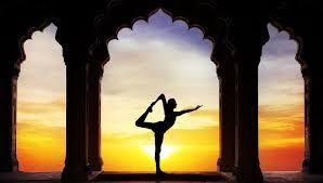 yoga in hindu