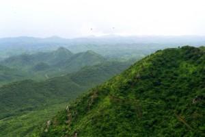 Aravalli - mount abu