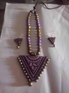 mayoora terracotta jewellery