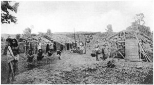 baigas Indian tribe