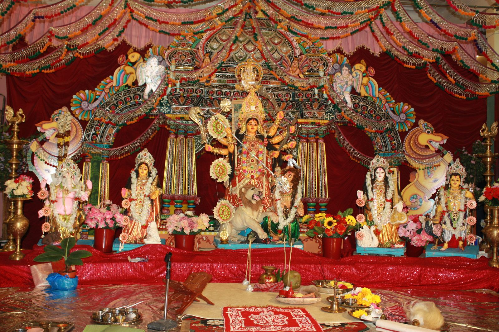 Durga Puja - Victory of Good over Evil
