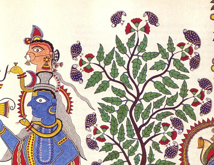 Madhubani Work