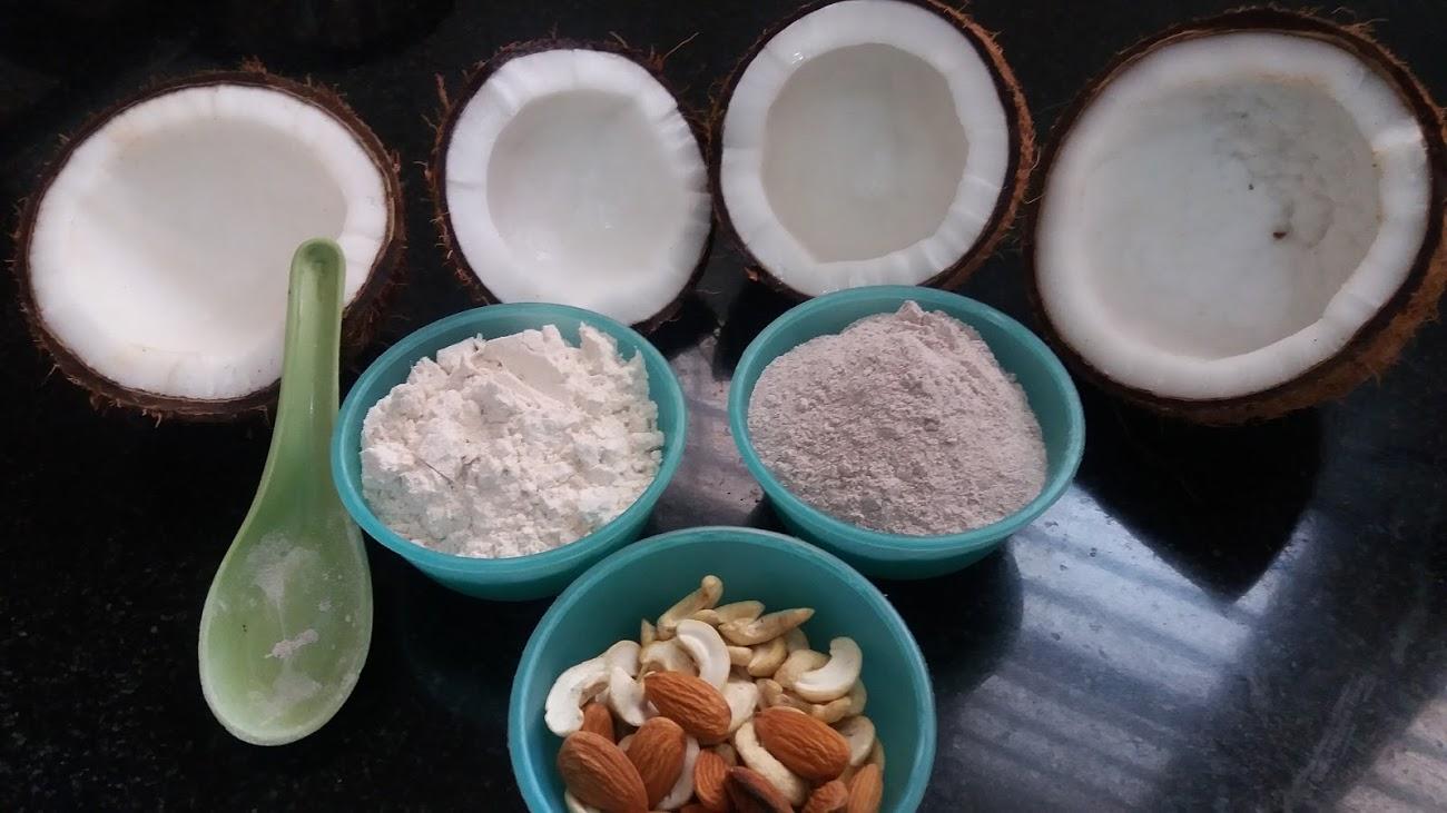 Halbai - Some Ingredients