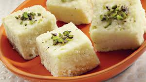 Kalakand - Richness of Milk and Ghee makes them awesome!