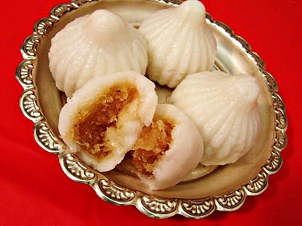 modak Indian sweets