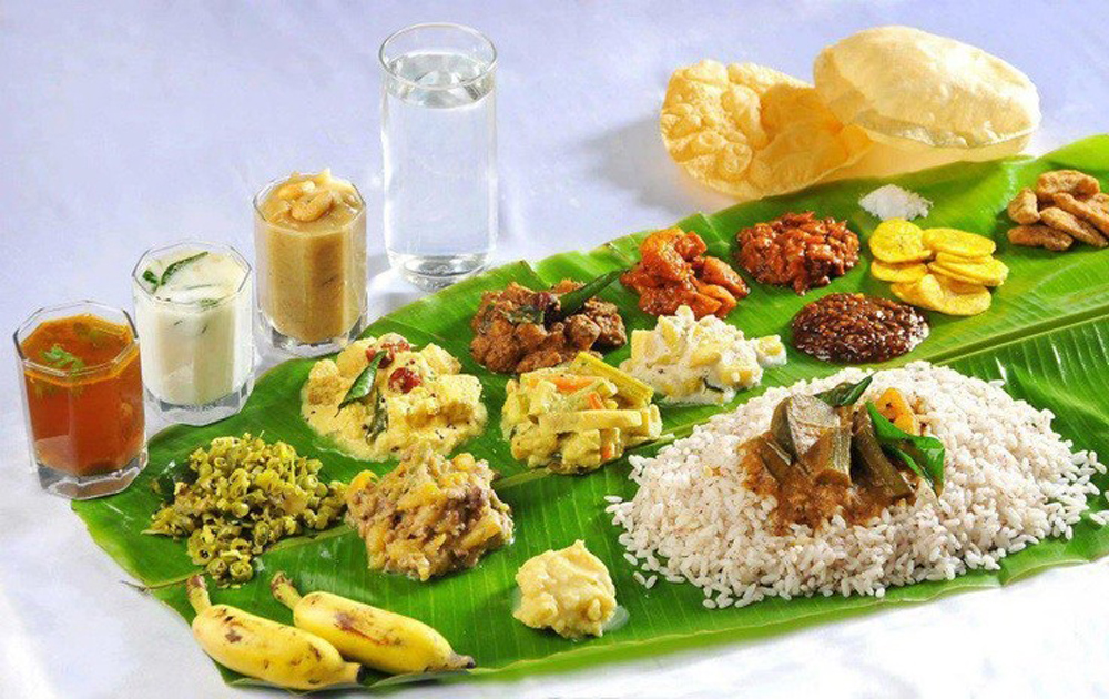 kerala recipes - Sadya