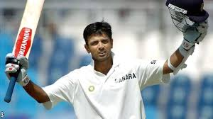 "Rahul Dravid - ""The Wall"""