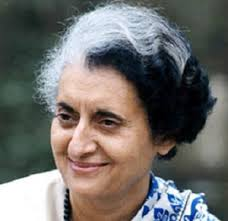 Indira Gandhi remembered on her Birthday