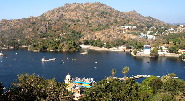 Mount Abu - A Panoramic view