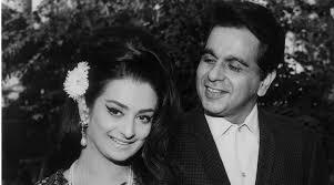 Off screen Pair - Dilip and Saira Banu