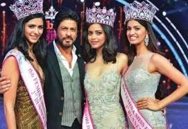 Winners with Shah Rukh Khan