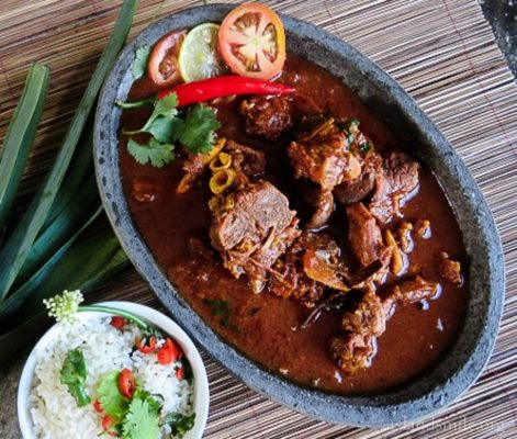 kosha mangsho recipe