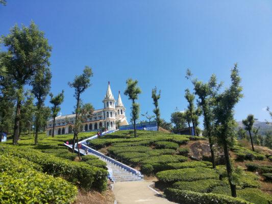 Karamalai Annai Velankanni Church