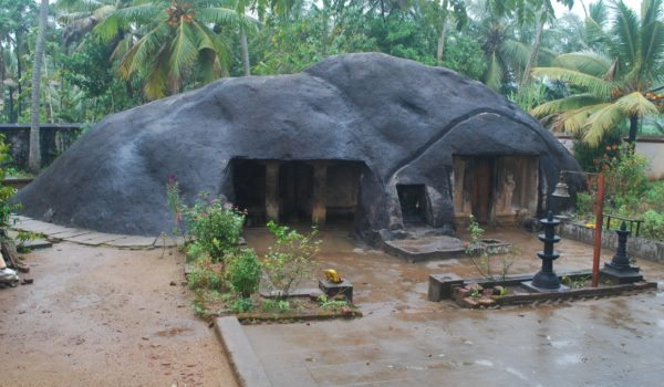 Kottukal Thrikovil Cave Temple