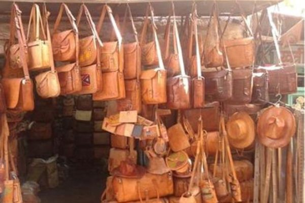 leather handicrafts jaipur