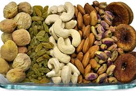 Dry Fruits can be Energy Boosters