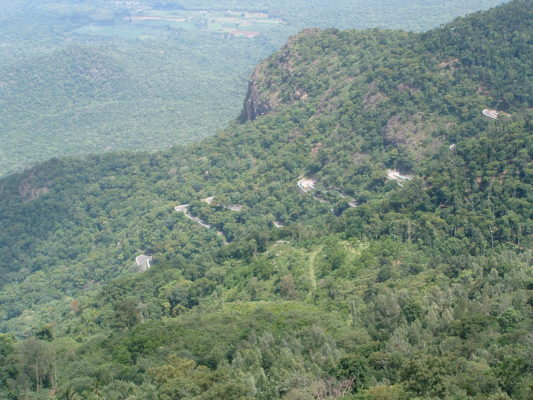 Lady's Seat yercaud