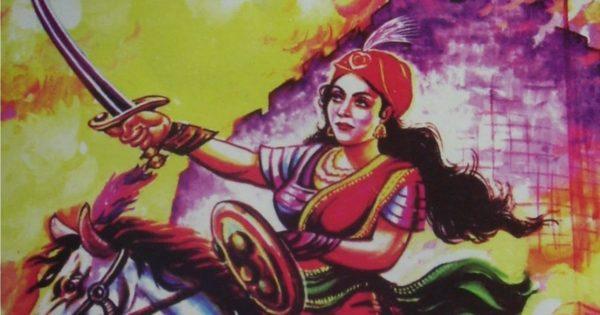 Jhalkari bai