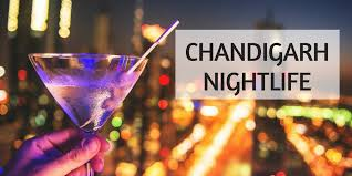 Chandigarh offers Vibrant nightlife