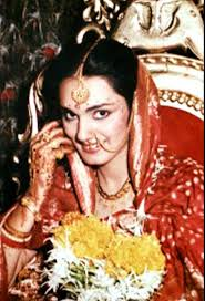 Neerja during her Wedding