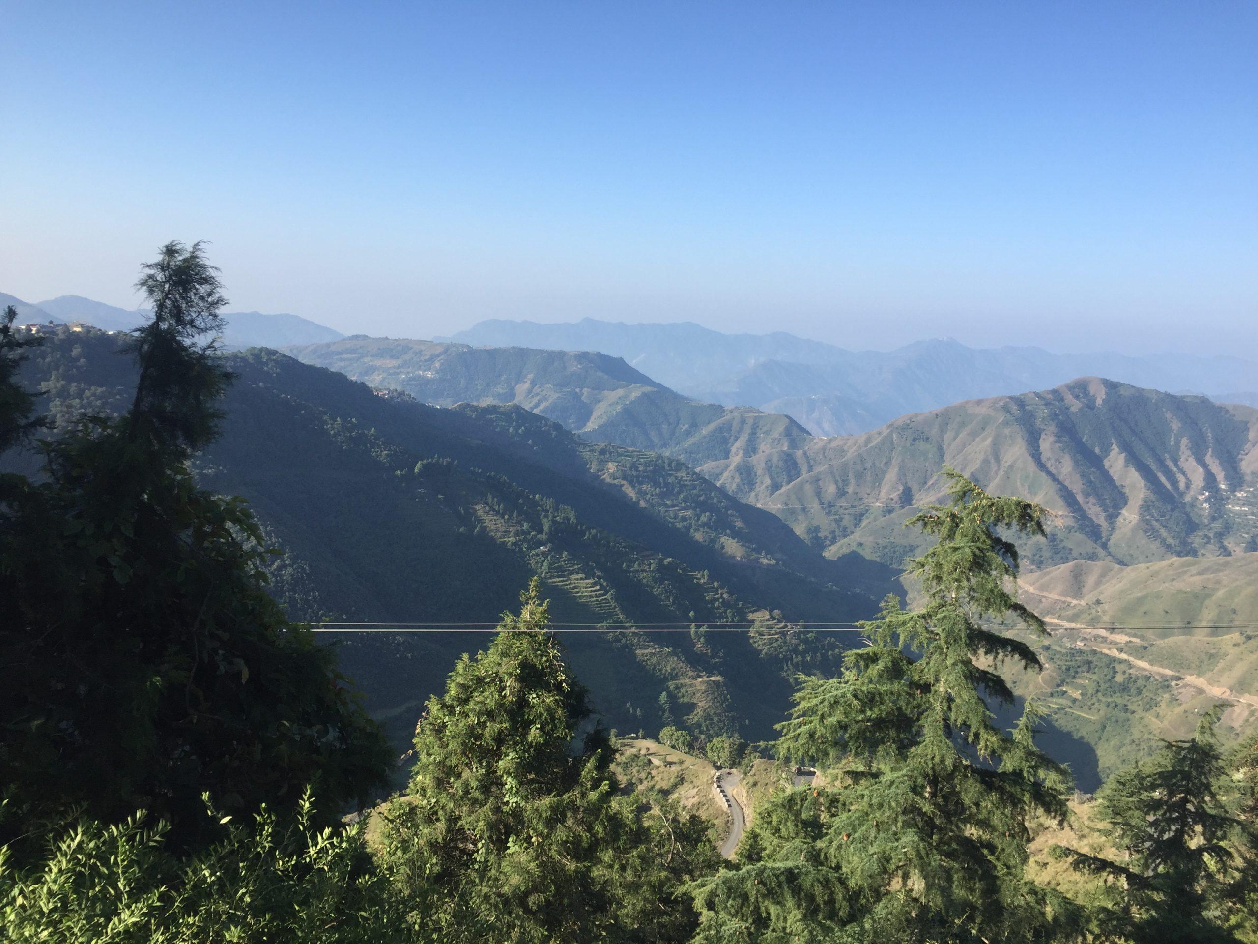 Chakrata View