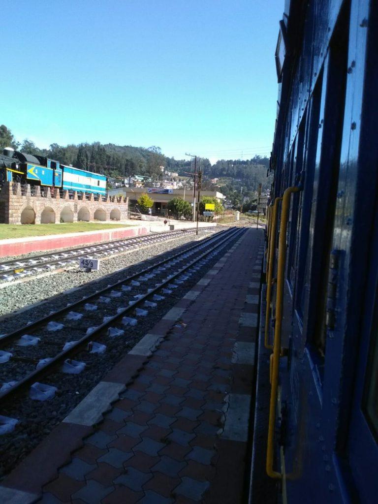 Udhagamandalam Railway Station